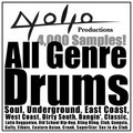 Thumbnail All Genre Drums Sample Package!