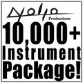 All Instruments Sample Package!