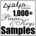 Thumbnail Piano and Keys Samples