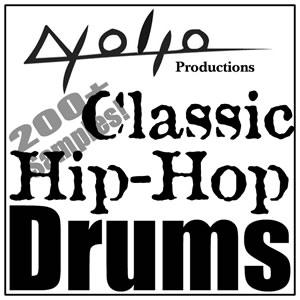 Product picture Classic Hip Hop Drums.zip