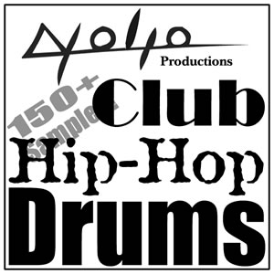 Product picture Club Hip Hop Drums.zip