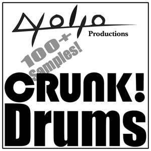 Product picture Crunk Drums.zip