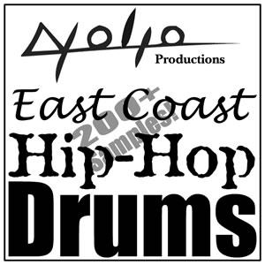Product picture East Coast Hip Hop Drums.zip