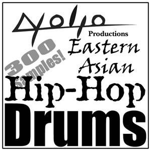 Product picture Eastern Asian Hip Hop Drums.zip