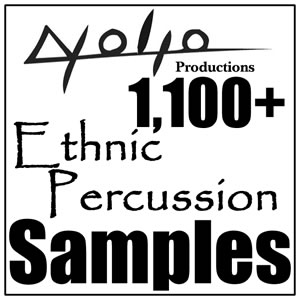 Product picture Ethnic Percussion.zip
