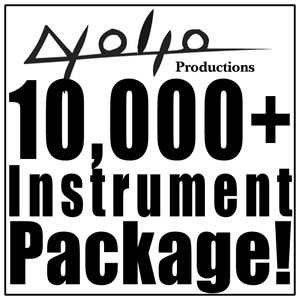 Product picture All Instruments Sample Package!