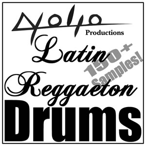Product picture Latin Reggaeton Drums.zip