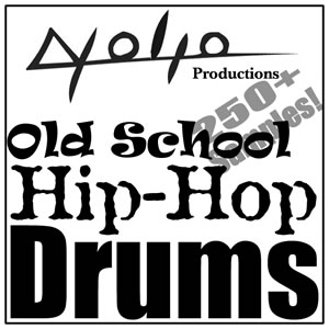 Product picture Old School Hip Hop Drums.zip
