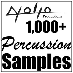 Product picture Percussion Samples