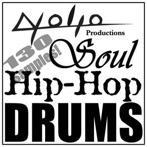 Product picture Soul Hip Hop Drums.zip