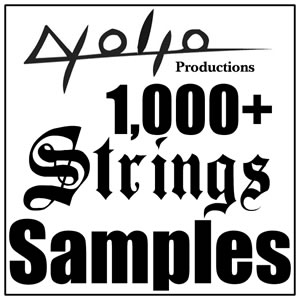 Product picture Strings Samples