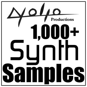 Product picture Synth Samples