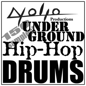 Product picture Underground Hip Hop Drums.zip