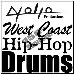 Product picture West Coast Hip Hop Drums.zip